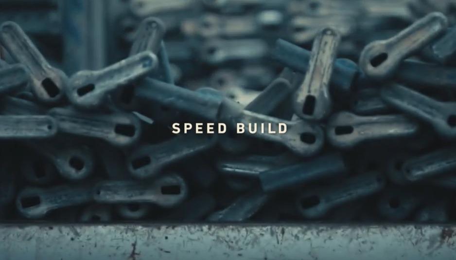 【SPEED BUILD】アーネストワンのスピードビルドって何?
