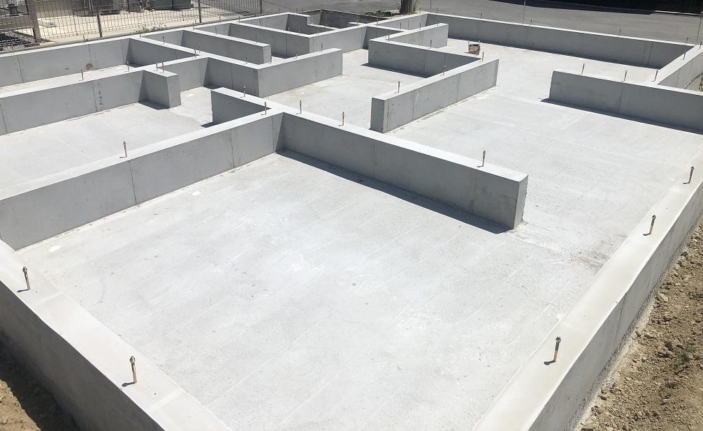 アイディホームの基礎工事はどんなもの?建売住宅の基礎工事は本当に大丈夫?