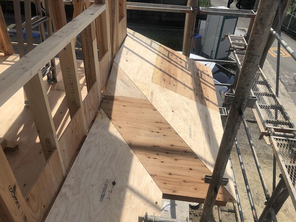 アイディホームの屋根材・下地材