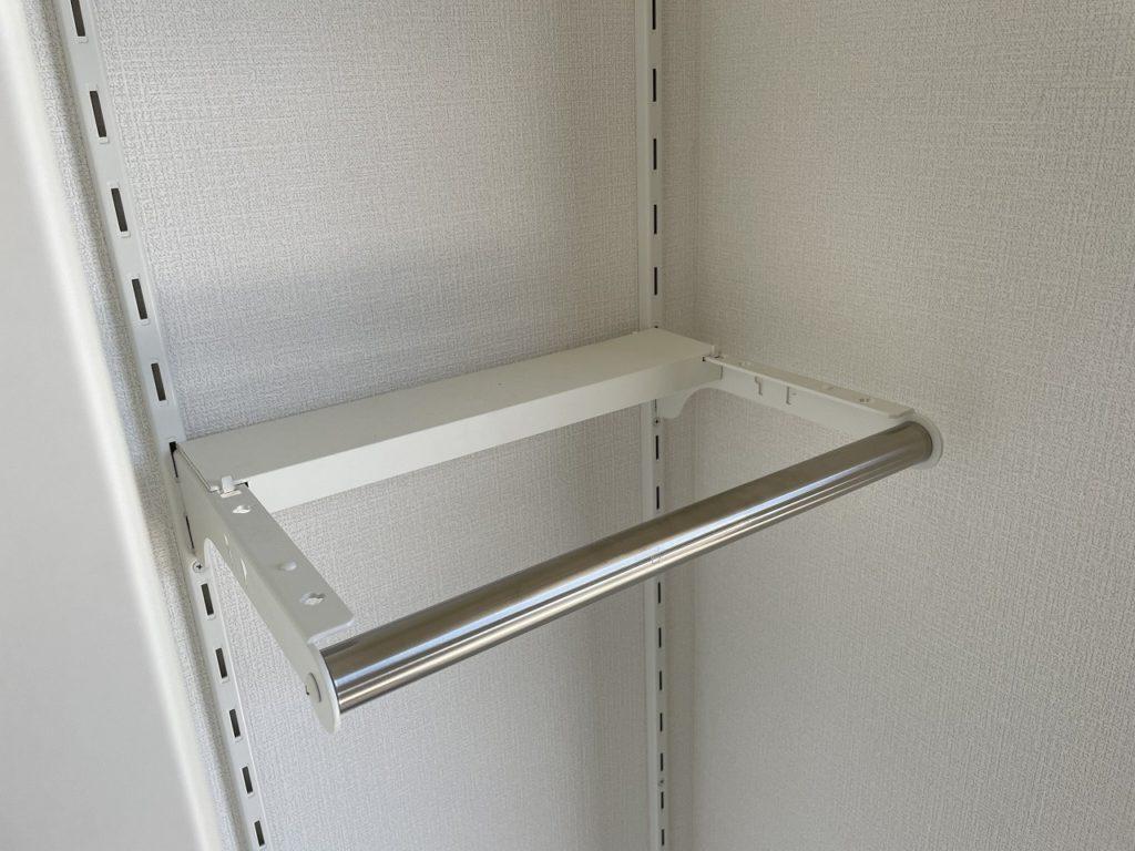 アーネストワンの新仕様「玄関フリーラック」標準装備はこれ