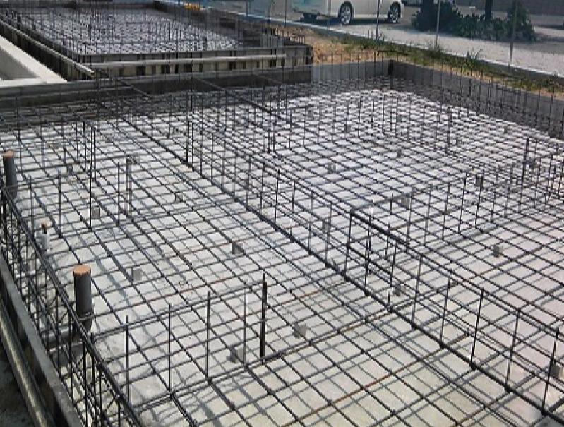 ファースト住建の建売の基礎配筋の間隔は?