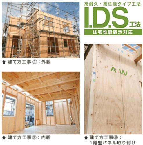 飯田産業のIDS工法