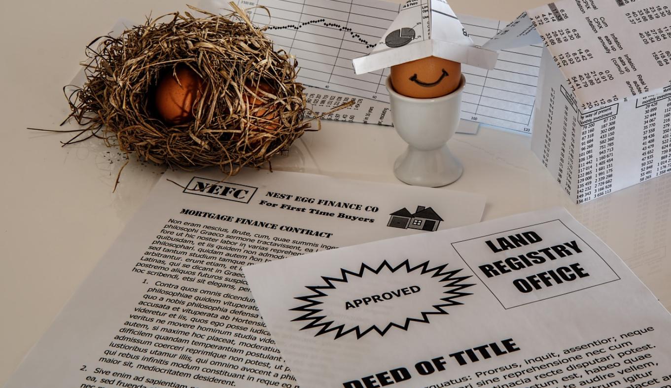 住宅ローンの契約書とは・すまい給付金申請にいる金銭消費貸借契約書