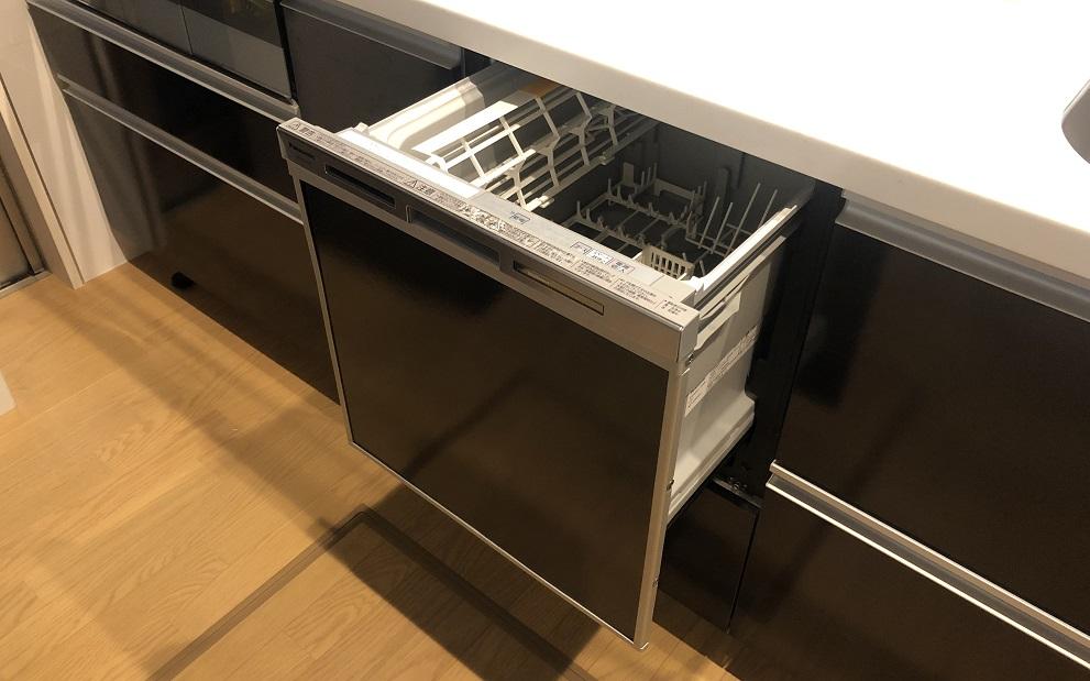 建売の新築には食洗器がない。【ビルトイン食洗器のオプション工事】