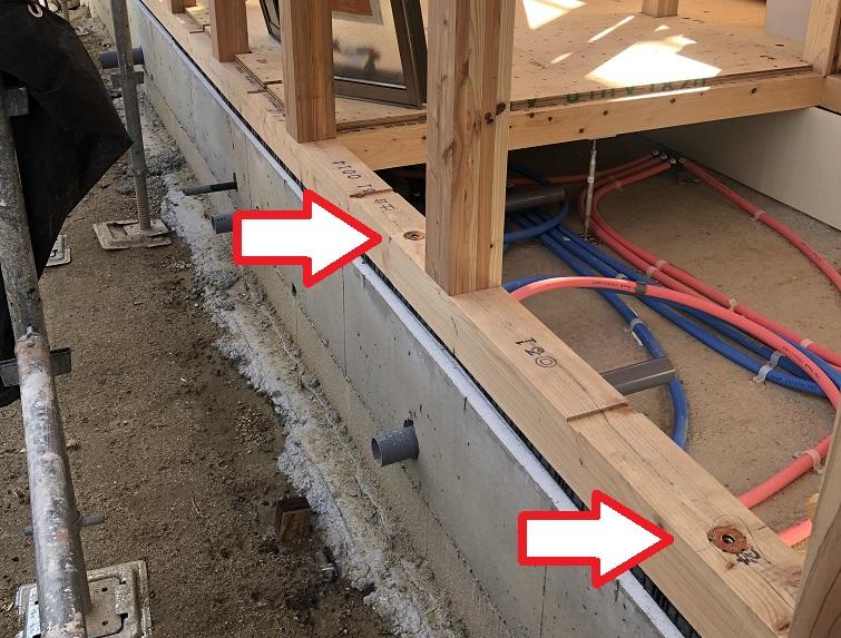 アイディホームの建売の柱の太さは?建売はどんな木材を使うのか