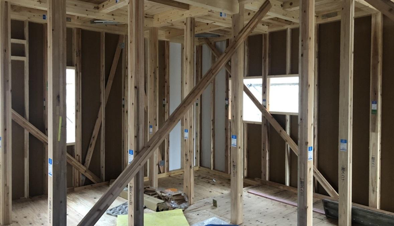 アーネストワンの木造2階建て建売で筋交い不足が判明