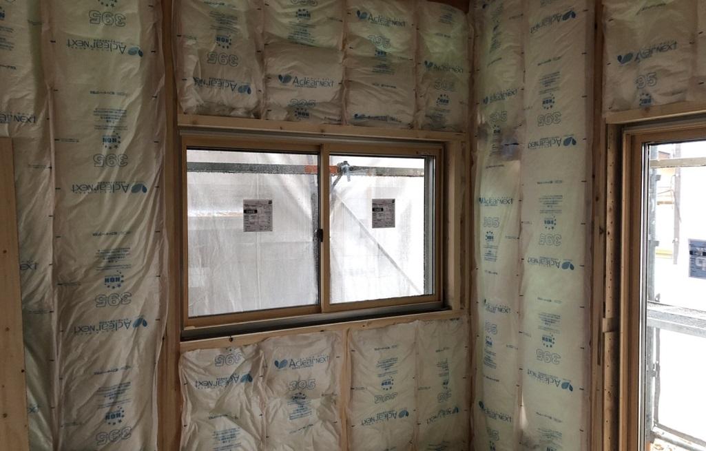 ファースト住建の建売の断熱材はどんなもの?実際に使っている断熱材