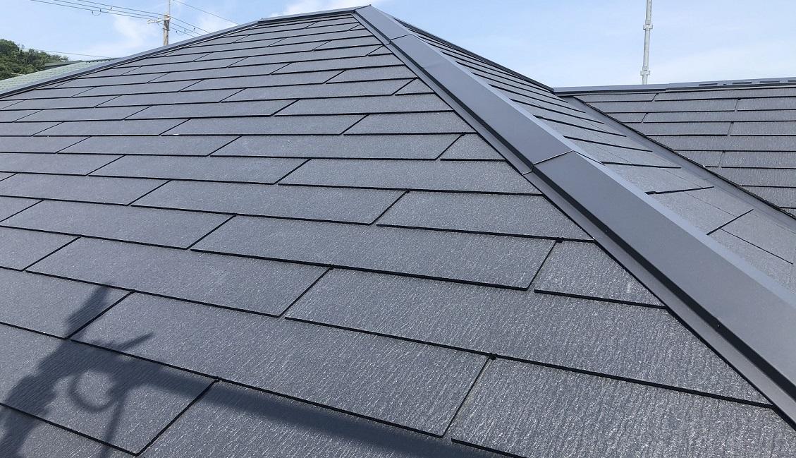 ファースト住建の建売の屋根材はどんなものを使っている【屋根工事中】