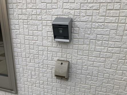 アーネストワンの建売住宅・屋外電源